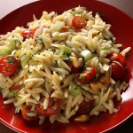 Greek Tomato Orzo