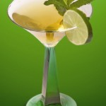 Green Tea Martini 1