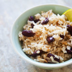 Jamaican Style Rice and Beans