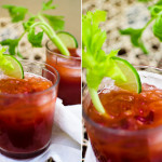 Easy Virgin Bloody Mary Mocktail