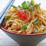 Hot or Cold Asian Noodle Bowl