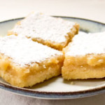 Tangy Vegan Lemon Bars