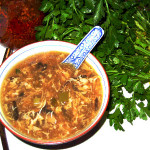 Yummy Hot and Sour Soup