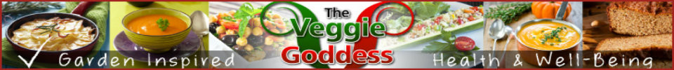 The Veggie Goddess - Garden Inspired Health and Well-Being
