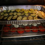 oven dry vegetables