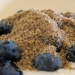 Flaxseed and Berries