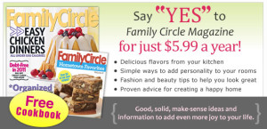 Family Circle Subscription