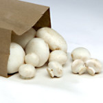 Store Mushrooms in Paper Bag