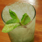 Easy Sparkling Summer Lime Cocktail
