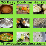 20 Easy Cooking Hacks